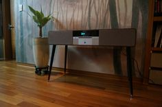 The installation of - Ruarkaudio Nightstand, Table, Furniture, Home Decor, Homemade Home Decor, Bedside Desk, Mesas, Home Furnishings, Desk
