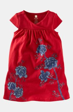 Tea Collection 'Painted Pottery' Dress (Toddler Girls, Little Girls & Big Girls) | Nordstrom