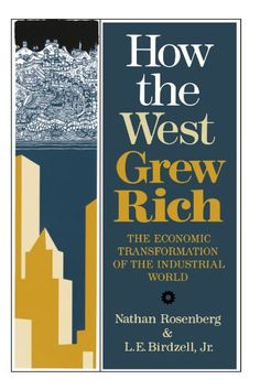 How the West Grew Rich: The Economic Transformation Of The Industrial World by Nathan Rosenberg http://www.amazon.com/dp/0465031099/ref=cm_sw_r_pi_dp_88Lhwb07FG50C