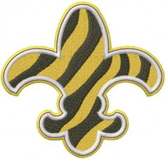 change black to purple, but keep the same colors for Saints