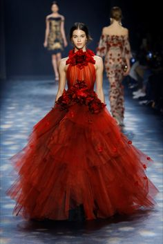 Marchesa New York - Collections Fall Winter 2016-17 - Shows - Vogue.it