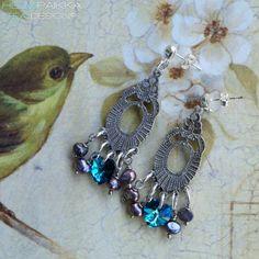 Helmipaikka Oy - Joka päivä on korupäivä - Helmipaikka. Swarovski, Charmed, Bracelets, Earrings, Jewelry, Fashion, Bangles, Jewellery Making, Moda