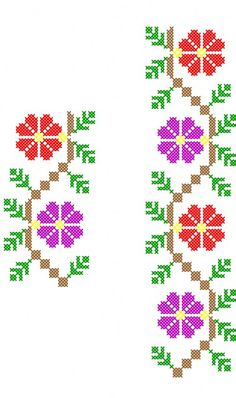 Cross Stitch Bird, Simple Cross Stitch, Cross Stitch Borders, Cross Stitching, Cross Stitch Patterns, Charro Outfit, Bookmarks, Crochet Baby, Applique
