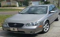 Buy Sell Used Cars 2000 NISSAN MAXIMA in TAMPA , FL