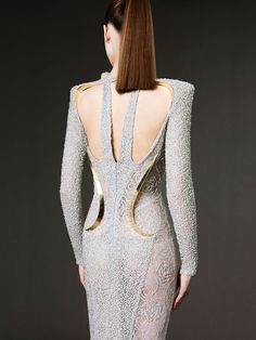 Atelier Versace. Structure and detail