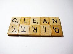 CLEAN DIRTY MAGNET Dishwasher Magnet by TopSuppliesAndGifts