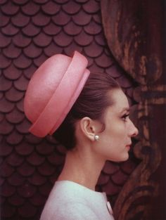 Audrey was one classy lady