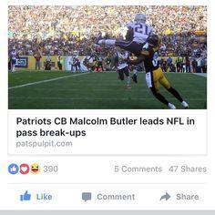 #Patriots #ButlerBlvd #PatsNation
