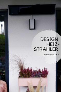 WERBUNG Design Heizstrahler von WAREMA #heizstrahler #terasse