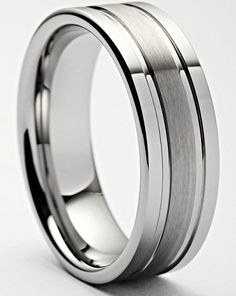 Renzo Tungsten Carbide Ring 7mm Use Code FB10 to bring the price of this tungsten ring to $44.99!  Great Christmas Gift!  (and Free Shipping!)