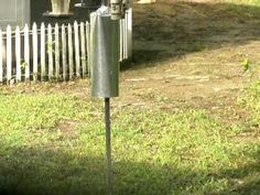 DIY anti-squirrel baffle.The 1st half of this video shows how to build and attach the baffle supports. Be sure to watch Part 2 for the completion of this how-to.