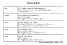 Adolescent Grief Resources for School Counselors