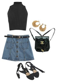 """Boom"" by olimpia-nowak ❤ liked on Polyvore featuring WearAll, Chicnova Fashion, Chanel and Michael Kors"