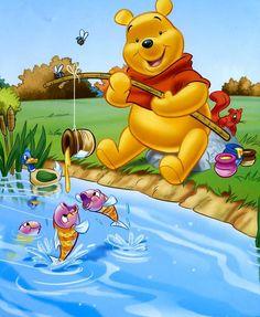 Фото, автор Soloveika на Яндекс.Фотках Winnie The Pooh Drawing, Winnie The Pooh Pictures, Winne The Pooh, Cute Winnie The Pooh, Winnie The Pooh Quotes, Winnie The Pooh Friends, Mickey Mouse And Friends, Wallpaper Iphone Disney, Cartoon Wallpaper
