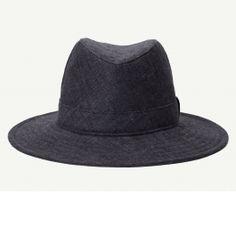 Emilio Linen Fedora Hat | Goorin Bros. Hat Shop