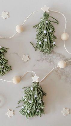 Merry Little Christmas, Christmas Love, Diy Christmas Ornaments, Homemade Christmas, Rustic Christmas, Christmas Projects, All Things Christmas, Winter Christmas, Holiday Crafts