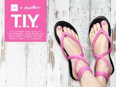 diy sandalias manualidades para niños slippers kids children craft miraquechulo