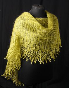 Ravelry: Cloud Illusions pattern by Boo Knits