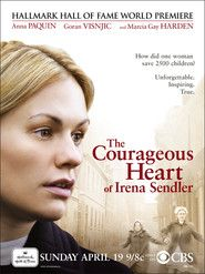 The Courageous Heart of Irena Sendler (2009)  – filme online. Irena Sendler, Polish social worker, was one of the most remarkable and most unlikely heroes of World War II, saving 2500 Jewish children during the German occupation of Poland. Her heroic efforts were honored by a nomination for the Nobel Peace Prize in 2007.