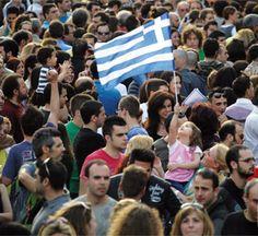 Le greks preferi exite de le euro ante de plus recourtes