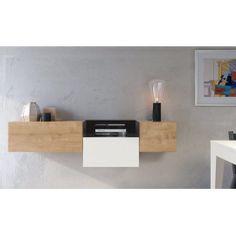 ΕΠΙΠΛΟ ΕΙΣΟΔΟΥ 3 Floating Nightstand, Floating Shelves, Quality Furniture, Entrance, Table, Valencia, Design, Home Decor, Model