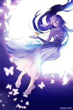 Fire Emblem: If/Fates - Aqua