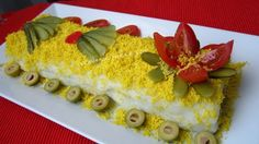 Canapes, Tapas, Cake, Desserts, Food, Puff Pastry Recipes, Salads, Meals, Arms