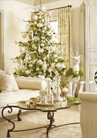 MARTHA MOMENTS: Fanciful Christmas Trees