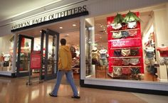 American Eagle Outfitters 13 Essential Mall Stores That Girls Shopped American Eagle Store, Abercrombie Fitch, American Eagle Outfitters, Mall Stores, Sperrys Men, 90s Girl, For Sale Sign, Mens Outfitters, Play Houses