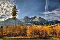 Tatry Autumn, Mountains, Nature, Travel, Art, Craft Art, Naturaleza, Trips, Fall