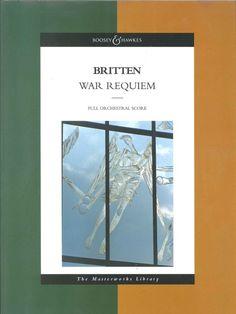 Britten: War Requiem - Masterworks Library. £28.99