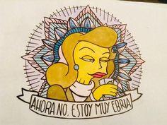 Lisa vs. Stacey Malibu | Temporada 5 Episodio 95 Simpsons Simpsons, Simpsons Frases, The Simpsons Tumblr, Simpsons Tattoo, Monster Prom, Futurama, Tatoos, Pop Art, Art Drawings