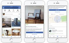 Facebook launches Marketplace a friendlier Craigslist 450 million people already visit buy and sell Groups on Facebook each month and now the company is launching a whole tab in its app dedicated to peer-to-peer shipping.  Facebook Marketplace lets you browse a relevancy-sorted feed of things to buy from people who live nearby and quickly list your own stuff for sale. Integration with Facebook Messenger lets you haggle or arrange a meet-up and you know more about who youre dealing with than…