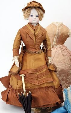 antique french fashion doll clothes | Share on facebook Share on Twitter Share on Pinterest Share on Email