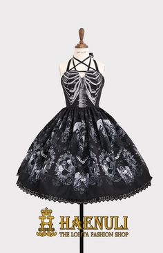 The Story You Don't know Reservation Period: Dec. Jan 2017 * Shoulder straps are detachable with 3 size (You can change your bodice length in 3 size) * Side Zipper * Paterial back shirring * Silk ribbon for lace up like corset desgin * lining Gothic Lolita Fashion, Gothic Outfits, Gothic Lolita Dress, Alternative Mode, Alternative Fashion, Dark Fashion, Asian Fashion, Emo Fashion, Mode Lolita