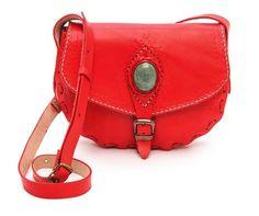bolsa mediana - roja