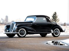 1952 Mercedes-Benz 220 Cabriolet A | Amelia Island 2015 | RM AUCTIONS