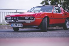 Alfa Romeo Montreal / 30. Klassikertage in Hattersheim – Steffanie Rheinstahl Photography