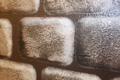 Tutorial on painting, shading and highlighting stones on castle wall to make them look 3D. Similar look to airbrushing but without the airbrush. Uses a large sponge to make the stones. Medieval decorating. Nice DIY project for making a castle wall. Looks good even if you leave out the steps to make it 3D. Really pops though when you do the 3D!