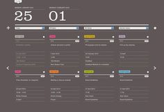So1o Project Management interface