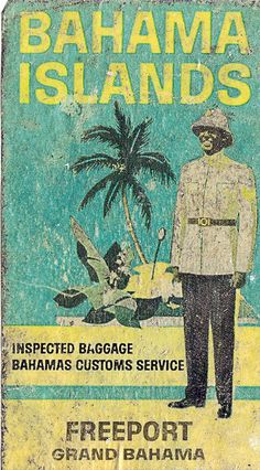 Freeport, Grand Bahamas.  Where Bob and I honeymooned.