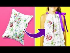 Reuse Old Pants/Palazzos/Pajamas and Convert it into Jacket/Shrug   DIY Jacket   Perkymegs - YouTube