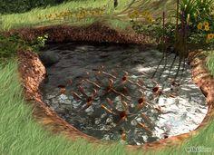 Mejores 37 Imagenes De Fuentes Ornamentales En Pinterest Koi Ponds - Fuentes-ornamentales-para-jardin