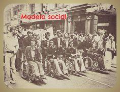 Modelo social de la discapacidad, basado en los derechos humanos