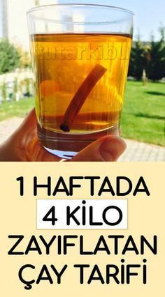 1 Haftada 4 Kilo Zayıflatan Çay Tarifi, You are in the right place about tea recipes how to make Here we offer you the most beautiful pictures about the white tea recipes you are looking for. When you examine the 1 Haftada 4 Kilo Zayıflatan Çay Tarifi, … Weight Loss Meals, Tea Recipes, Healthy Recipes, Healthy Drinks, Dinner Recipes, Fitness Diet, Health Fitness, Detox Drinks, Health Remedies