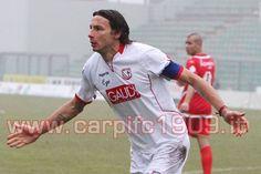 Capitano Gabriele Cioffi, 3 centri anche per lui in campionato