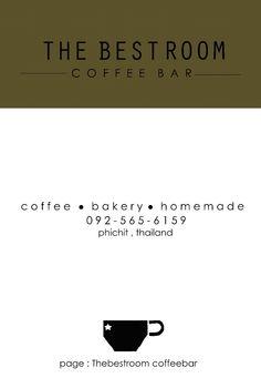 NAME CARD, TheBestRoom ' Coffee Bar