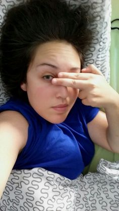 Selfie mañanero