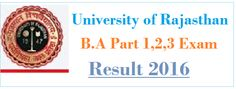 Uniraj B.A Result 2016,Uniraj B.A 2nd Year Result 2016,Uniraj B.A 1st Year Result 2016 ,Rajasthan University Result 2016,BA Results 2016, result.uniraj.ac.in,Result 2016 Uniraj B.A Result 2016 – The university of Rajasthan has been successfully organized BA Part 1,2,3 examination which was held in March to May month 2016. a huge of candidates had appeared for this … University Result, Exam Results, 1st Year, Hold On, March, Naruto Sad, Mac