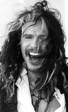 Naturally having fun! Steven Tyler Aerosmith, Joe Perry, We Will Rock You, Liv Tyler, Music Icon, Rock Music, Beautiful Men, Beautiful People, Rock Bands